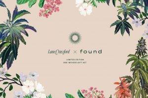 Lane Crawford X Found Limited-Edition CB-Infused Gift Set