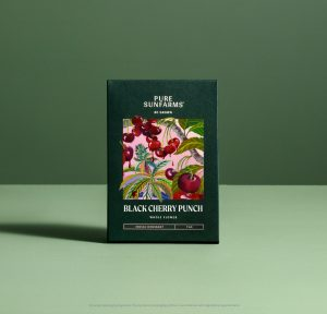 Black Cherry Punch Concept Package - Green